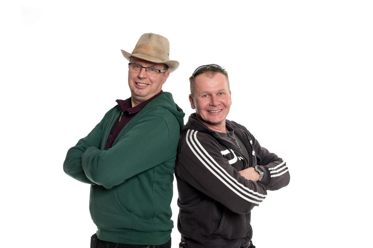Markku Suokko ja Timo Hyppönen 16012019