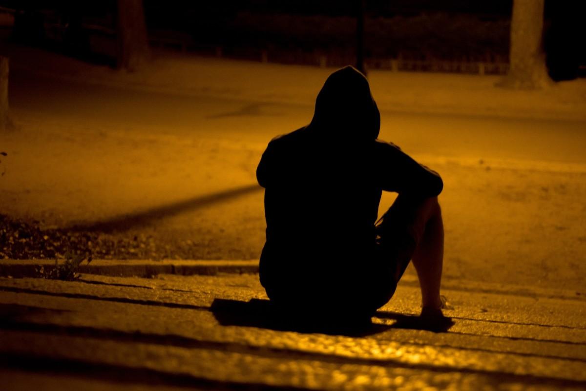 yksin