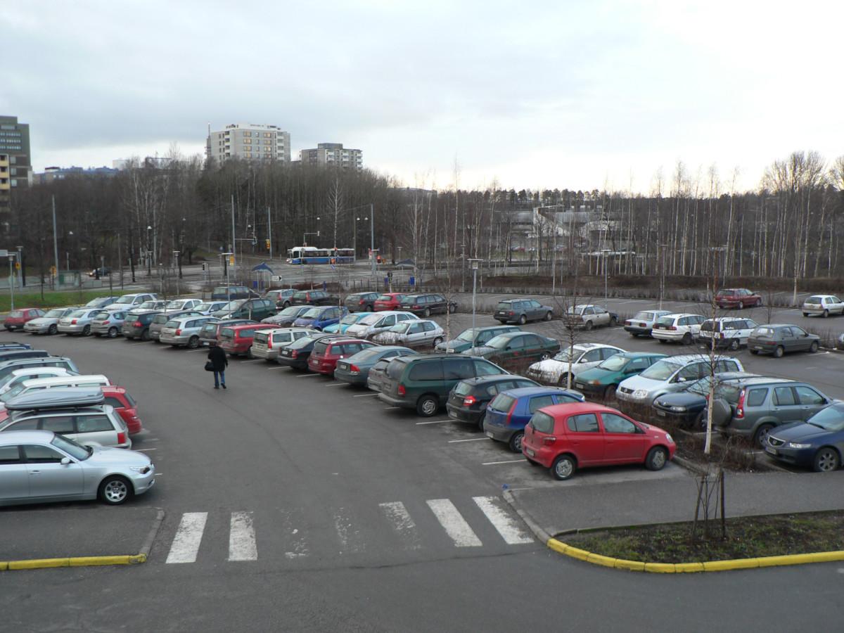 auto parkki