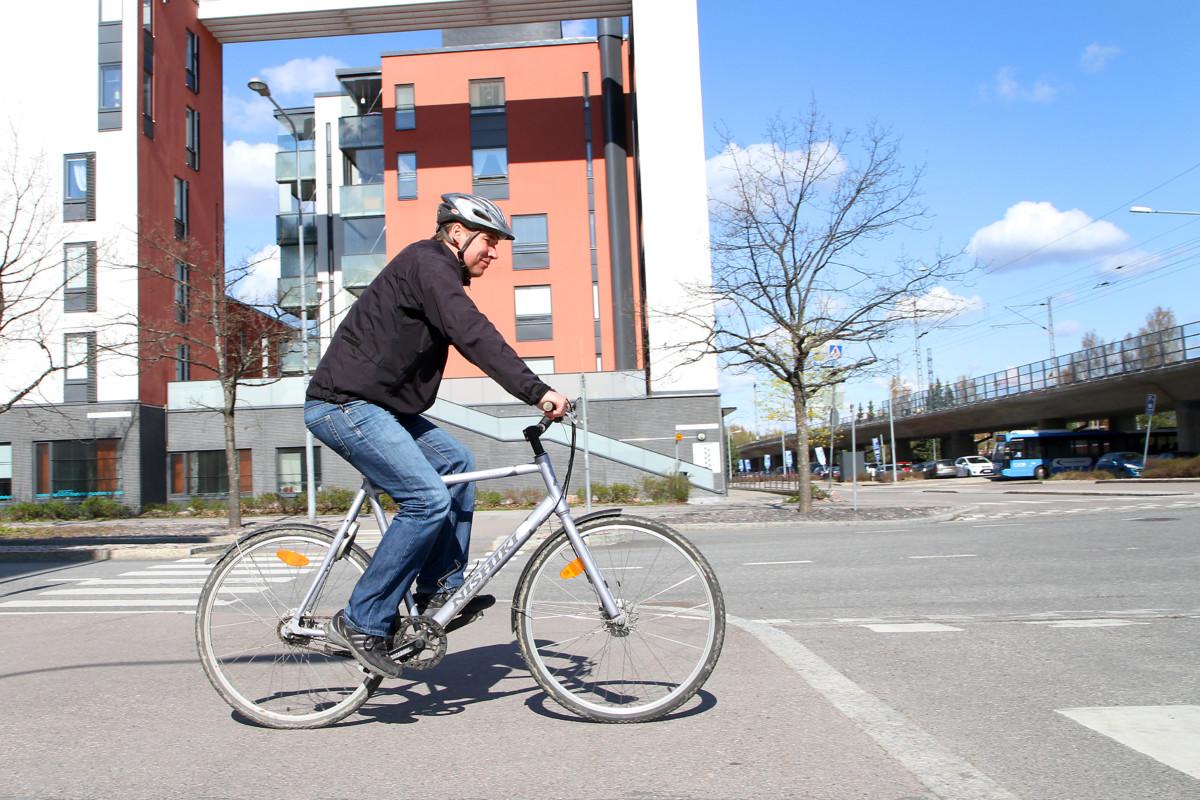 pyörä liikenneturva