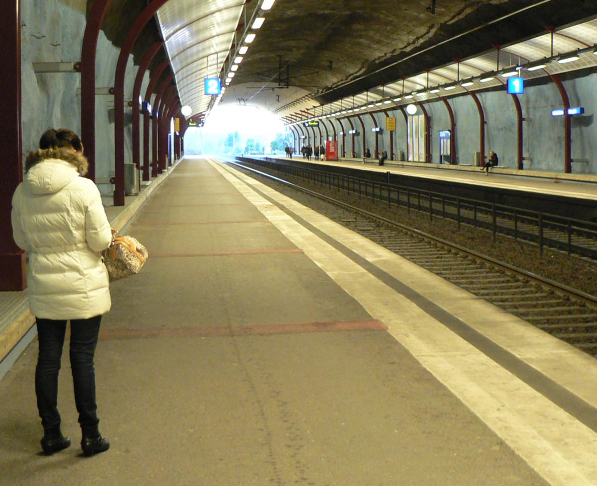 juna asema