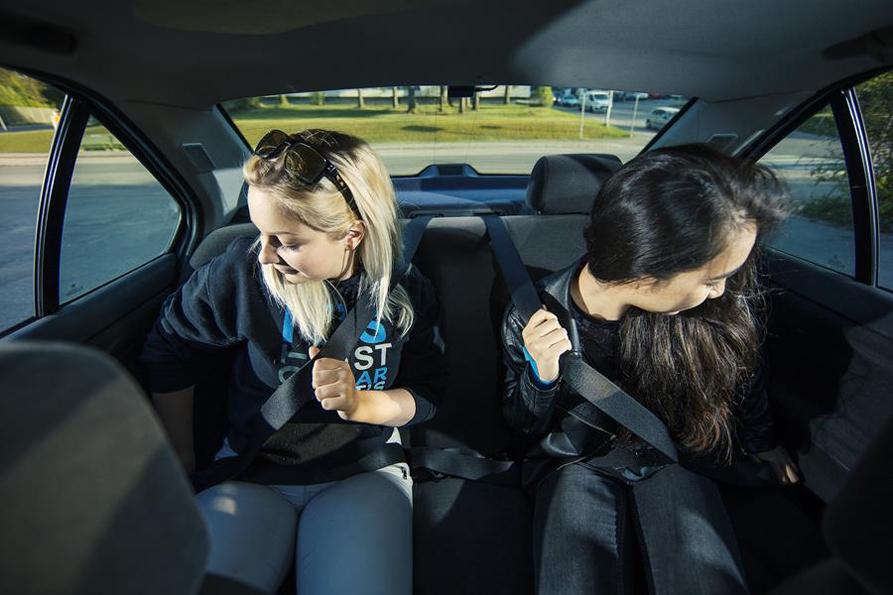 auto turvavyö